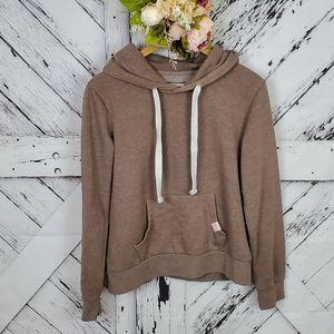 Reflex Brown Pullover Sweatshirt L